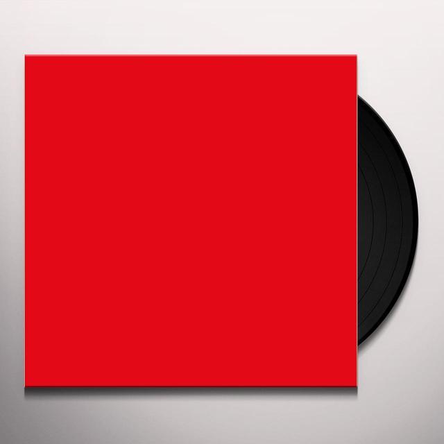 Conrad Schnitzler ROT Vinyl Record