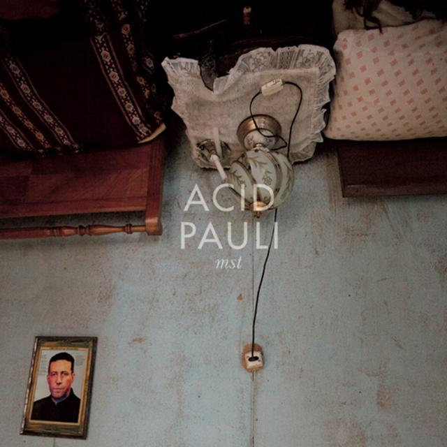 Acid Pauli MST Vinyl Record