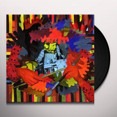 Domingo Cura TIEMPO DE PERCUSION: AN ANTHOLOGY 1971-77 Vinyl Record