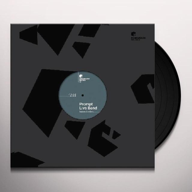 Prompt Live HARMONIC TRIBES Vinyl Record