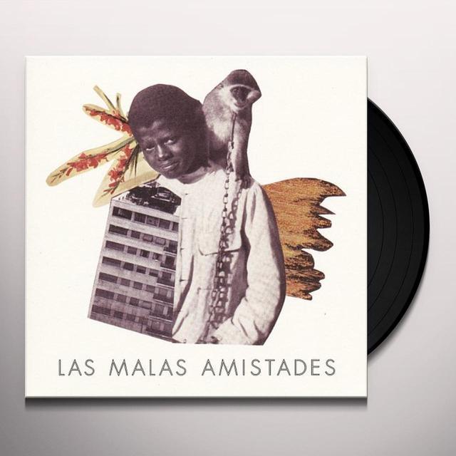 Malas Amistades MALEZA Vinyl Record