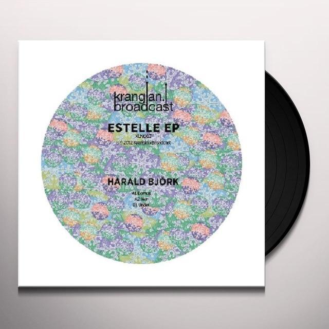 Harald Bjork ESTELLE Vinyl Record