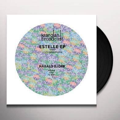 Harald Bjork ESTELLE (EP) Vinyl Record