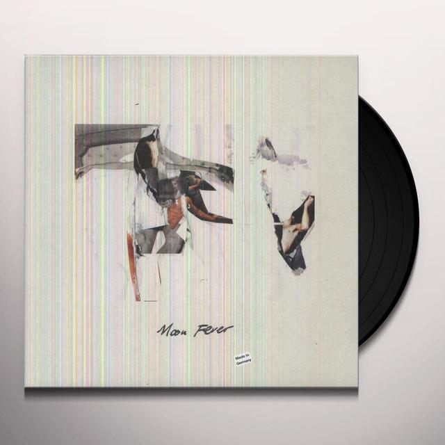Superpitcher MOON FEVER REMIXE (EP) Vinyl Record