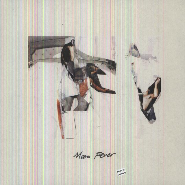 Superpitcher MOON FEVER REMIXE Vinyl Record