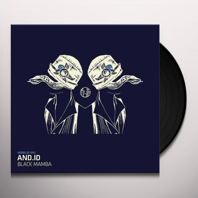 And.Id BLACK MAMBA (EP) Vinyl Record
