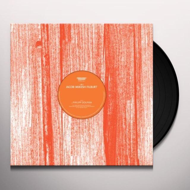 J.M.F. Jacob Mikesh Filburt PHILIPP DOLPHIA (EP) Vinyl Record