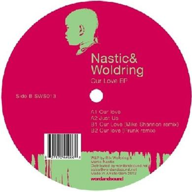 Nastic & Woldring OUR LOVE Vinyl Record
