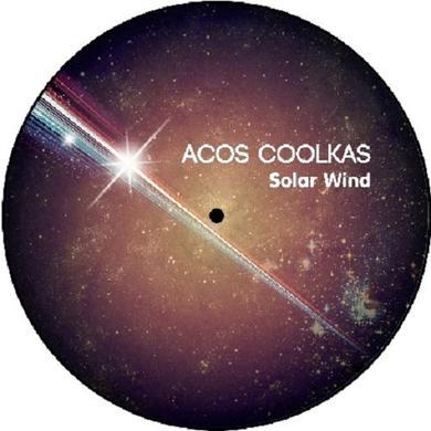 Acos Coolkas SOLAR WIND Vinyl Record