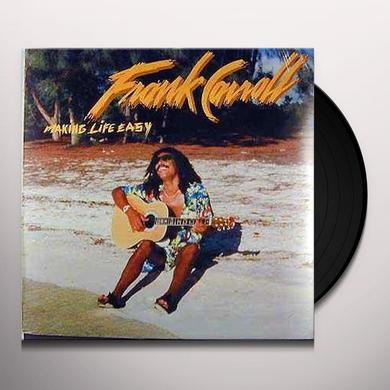 Frank Carroll MAKING LIFE EASY Vinyl Record