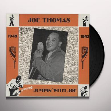 Joe Thomas JUMPIN WITH JOE Vinyl Record