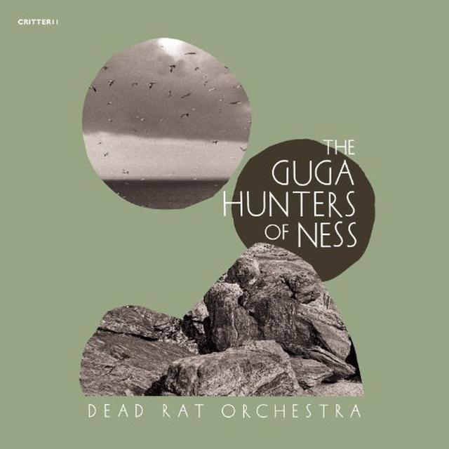 Dead Rat Orchestra GUGA HUNTERS OF NESS Vinyl Record