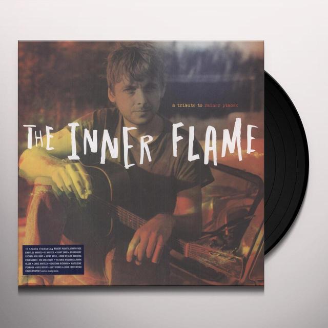 RAINER PTACEK TRIBUTE: THE INNER FLAME / VARIOUS Vinyl Record