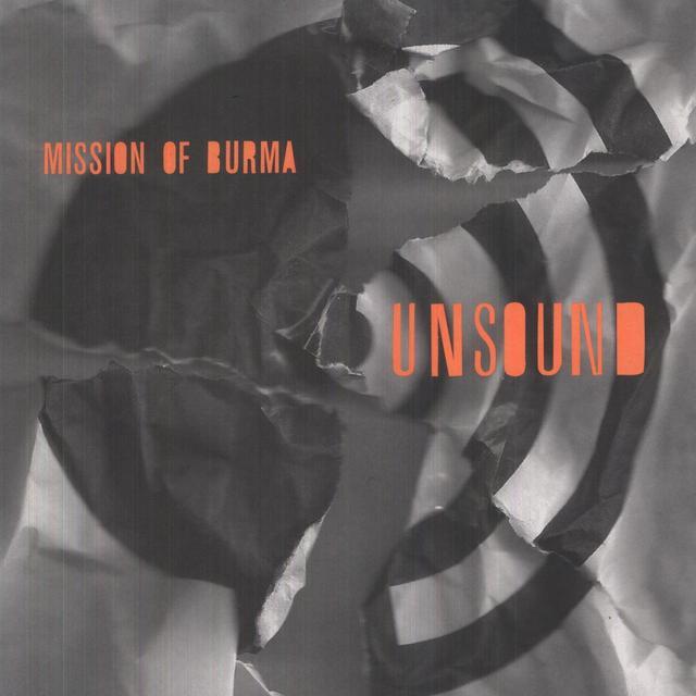 Mission Of Burma UNSOUND Vinyl Record