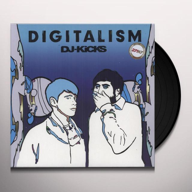 Digitalism DJ-KICKS Vinyl Record