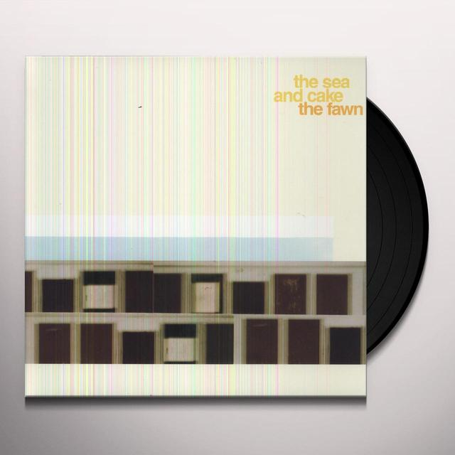 The Sea and Cake FAWN Vinyl Record
