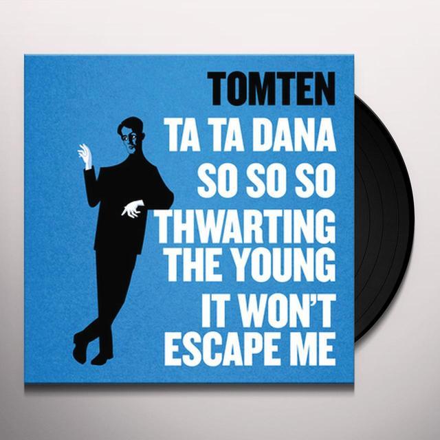 Tomten TA TA DANA Vinyl Record
