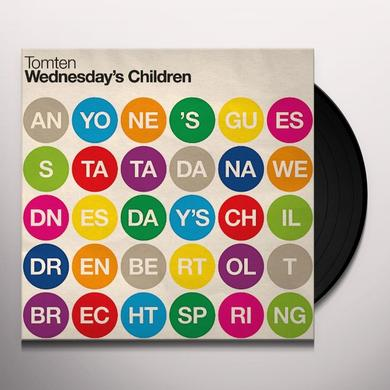 Tomten WEDNESDAY'S CHILDREN Vinyl Record