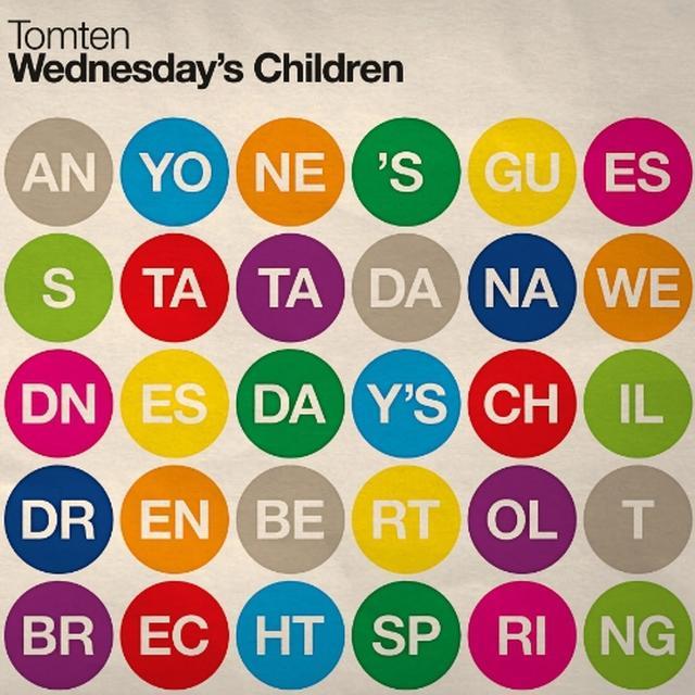Tomten WEDNESDAY'S CHILDREN Vinyl Record
