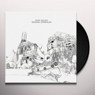 Konx-Om-Pax REGIONAL SURREALISM Vinyl Record