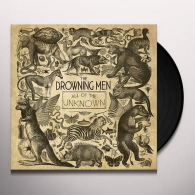 Drowning Men ALL OF THE UNKNOWN Vinyl Record - Digital Download Included