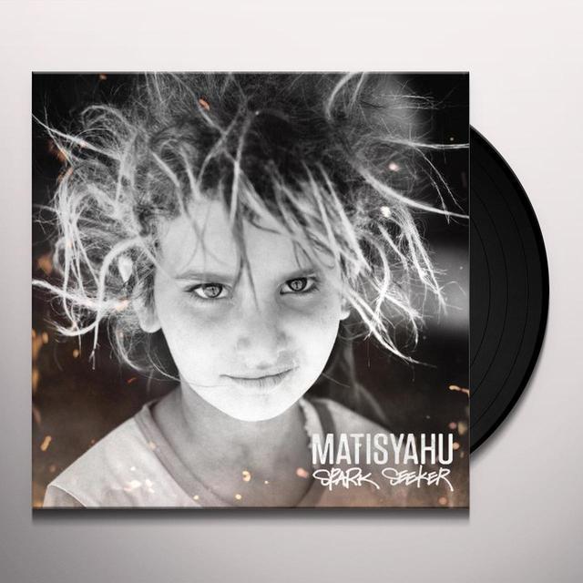 Matisyahu SPARK SEEKER Vinyl Record - Digital Download Included