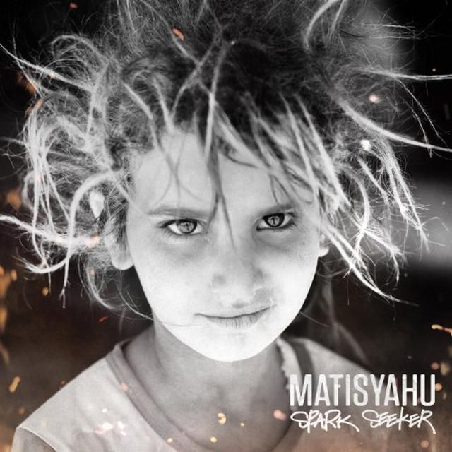 Matisyahu SPARK SEEKER Vinyl Record - Digital Download Included