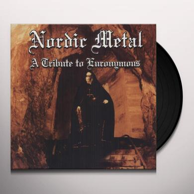 NORDIC METAL: TRIBUTE TO EURONYMOUS / VARIOUS Vinyl Record