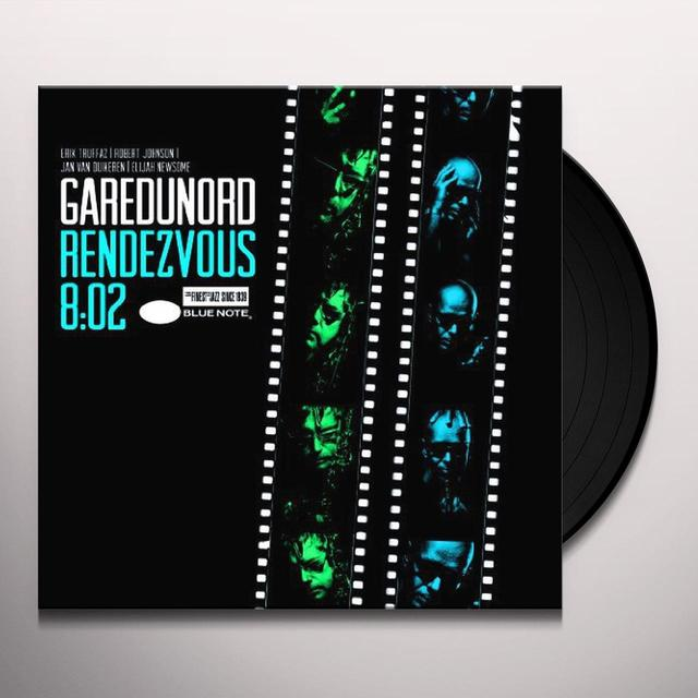 Gare Du Nord RENDEZVOUS 8:02 Vinyl Record - 180 Gram Pressing