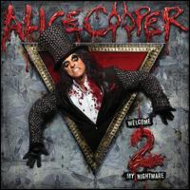 Alice Cooper WELCOME 2 MY NIGHTMARE (LTD) (OGV) (Vinyl)