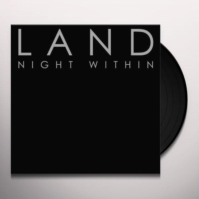 Land NIGHT WITHIN (Vinyl)