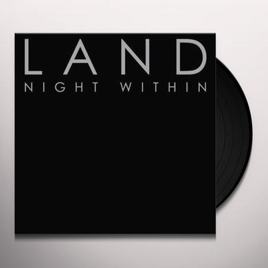 Land NIGHT WITHIN (Vinyl)