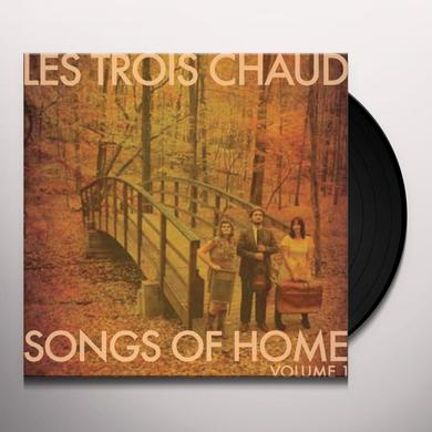 Rois Chaud SONGS OF HOME 1 Vinyl Record
