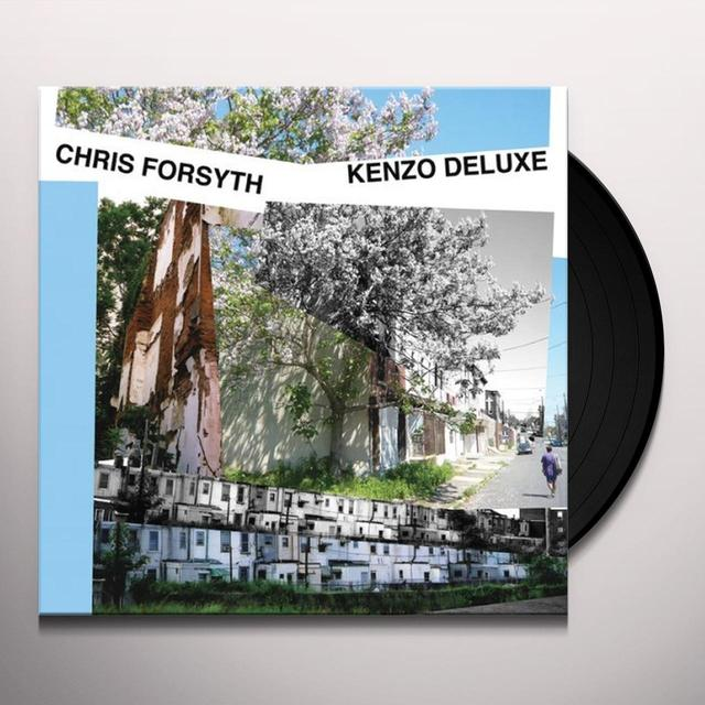 Chris Forsyth KENZO Vinyl Record