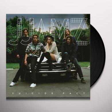 Jjamz SUICIDE PACT Vinyl Record