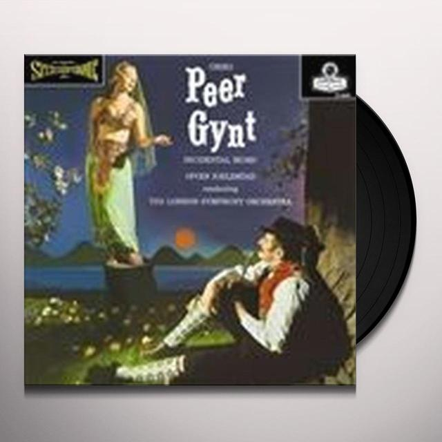 Oivin Fjeldstad & London Symphony Orchestra GRIEG PEER GYNT SUITE Vinyl Record - Limited Edition, 180 Gram Pressing