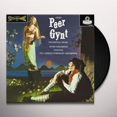 Oivin Fjeldstad & London Symphony Orchestra GRIEG PEER GYNT SUITE Vinyl Record