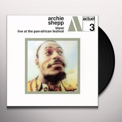 Archie Shepp BLASE Vinyl Record