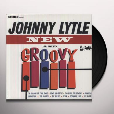 Johnny Lytle NEW & GROOVY Vinyl Record
