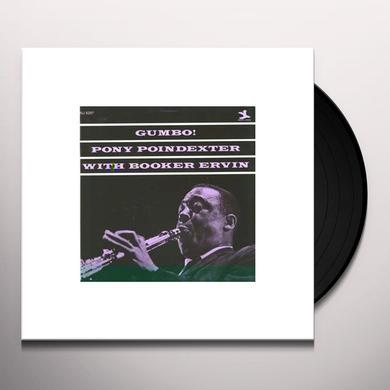 Pony Poindexter GUMBO Vinyl Record