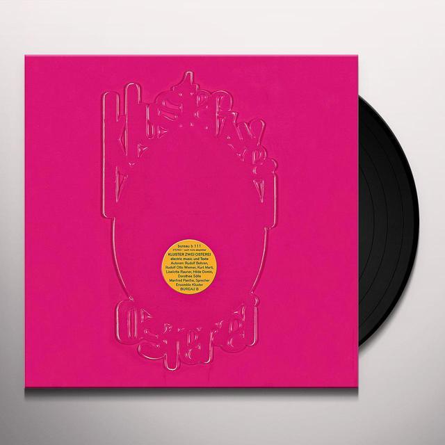 Kluster ZWEI OSTEREI Vinyl Record