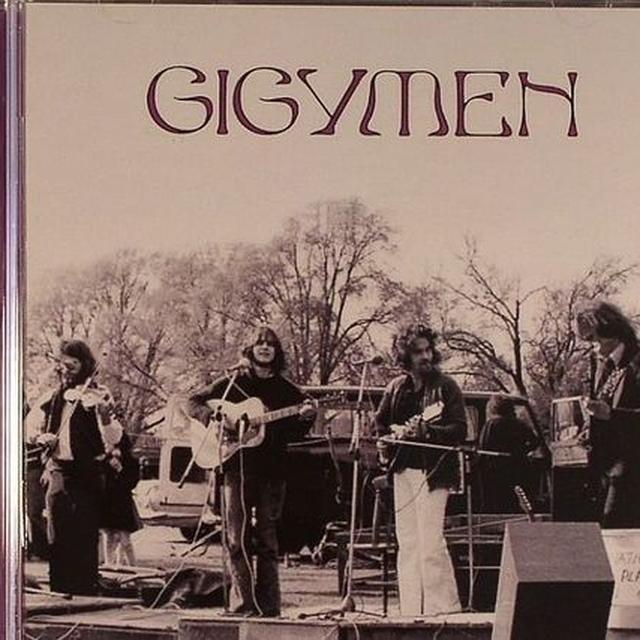 GIGYMEN Vinyl Record