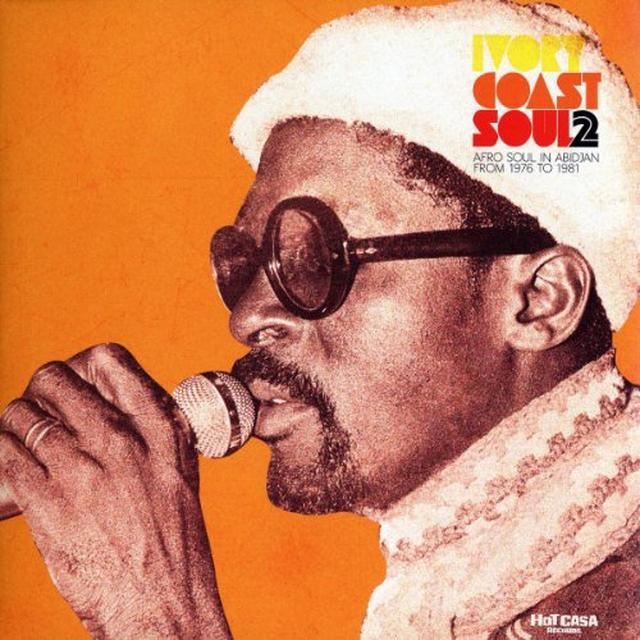 IVORY COAST SOUL 2: AFROFUNK IN ABIDJAN 1976 / VAR Vinyl Record