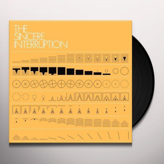 Eric Lanham SINCERE INTERRUPTION Vinyl Record