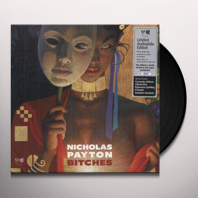 Nicholas Payton BITCHES Vinyl Record