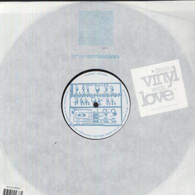 Sirko Muller TRANSMISSION Vinyl Record