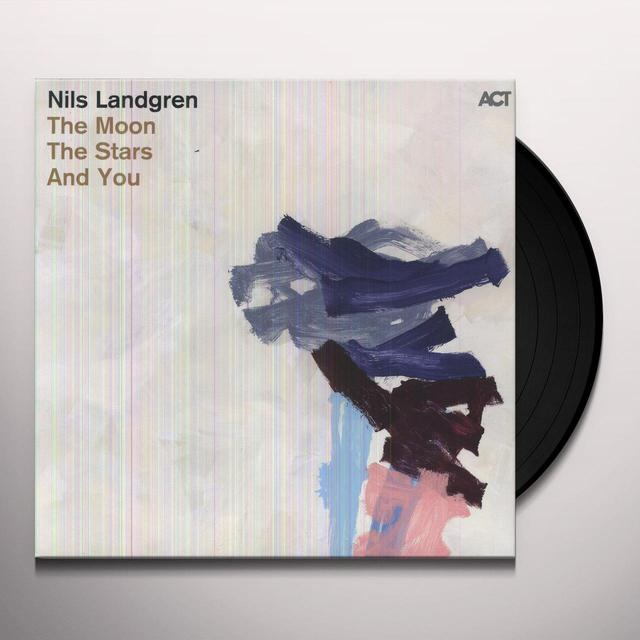 Nils Landgren MOON: STARS & YOU Vinyl Record
