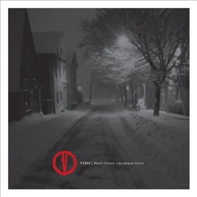 Verse BITTER CLARITY UNCOMMON GRACE Vinyl Record
