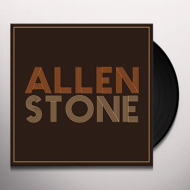 ALLEN STONE Vinyl Record