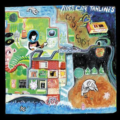 River City Tanlines COAST TO COAST Vinyl Record
